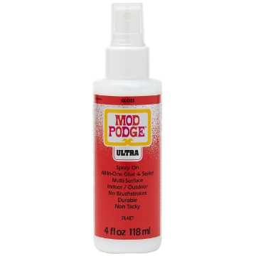 Picture of Mod Podge Ultra spray Gloss  4oz / 118ml