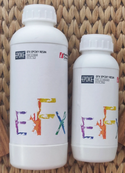 Picture of Epoke EFX Epoxy Resin Hobby Kit 1500g