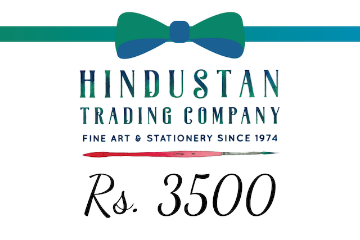Picture of Hindustan Gift Card - Rs. 3500