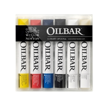 Picture of WINSOR & NEWTON Artists' Oilbar Colour 6 x50ml