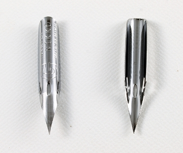 Picture of NIKKO G Pen Pointed NIB (General ) - 110 nibs wholesale discounted pack