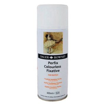 Picture of Daler Rowney Prefix Colourless Pastel Fixative 150ml