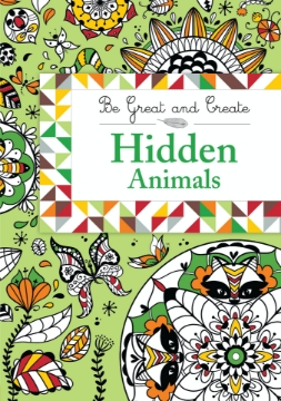 Picture of Be Great and Create Hidden Animals