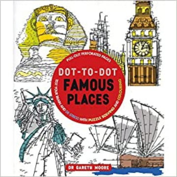 Picture of Dot-to-Dot Famous Places