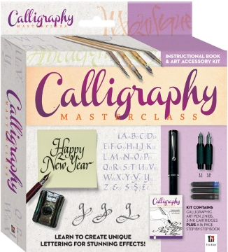 Picture of Hinkler Calligraphy Masterclass Small Box Set