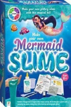 Picture of Hinkler Make Your Own Mermaid Slime