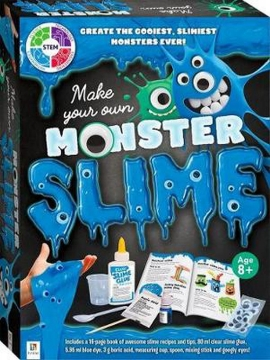 Picture of Hinkler Make Your Own Monster Slime