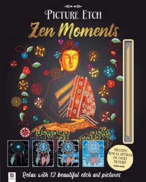 Picture of Hinkler Picture Etch Zen Moments