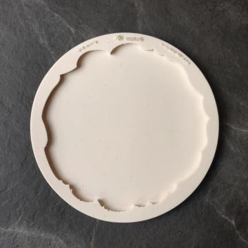 Picture of EPOKE Organic Agate coaster Silicone Mould