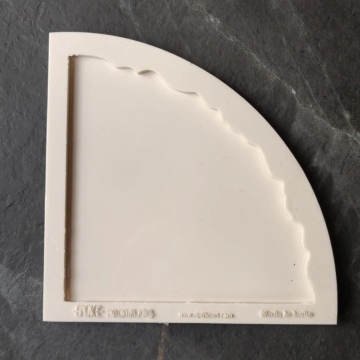 Picture of EPOKE Organic L shaped coaster Silicone Mould