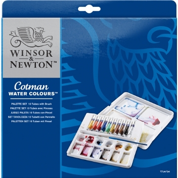 Picture of Winsor & Newton  Cotman Watercolour Palette