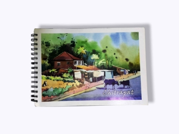 Picture of Chitrapat Wiro Sketchbook A3 270gsm Matte 25 Sheets (Including Shipping Charges)