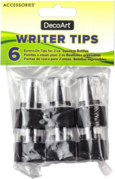 Picture of DecoArt Americana Accessories Writer Tip Applicators (6pk) (New)
