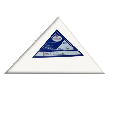 Picture of Roy Fine Art Triangle Canvas Board 10x10