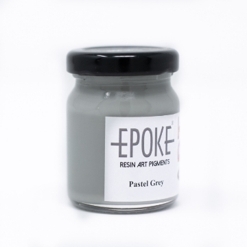 Picture of Epoke Art Epoxy Pigment Pastel Grey 75gm