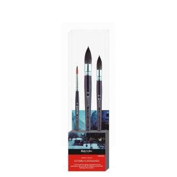 Picture of Escoda Alvaro Castagnet Brush Set Series 8601-2