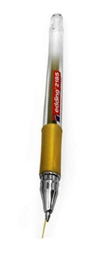 Picture of Edding 2185 Gell Roller Pen 0.7mm- Metallic Gold