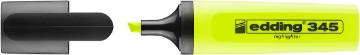 Picture of Edding 345 Highlighter Text Marker-Neon Yellow