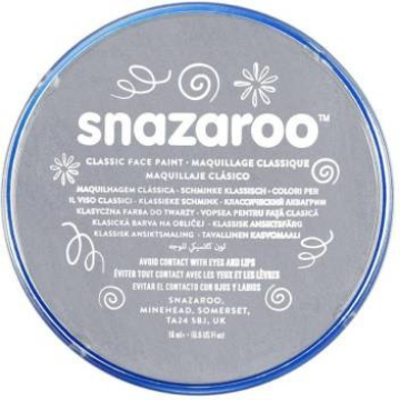 Picture of Snazaroo Classic Face Paint Dark Grey 18Ml