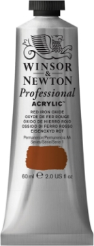 Picture of Winsor & Newton Professional Acry Col Red Iron Oxide  S:1