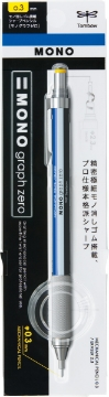 Picture of Tombow Mono Graph Zero Mechanical Pencil 0.3mm