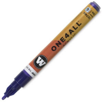 Picture of Molotow One 4 All Acrylic Marker 2mm  -  Violet Dark