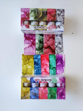 Picture of Beyond Alcohol Ink Mini Pack 3-Set Of 10