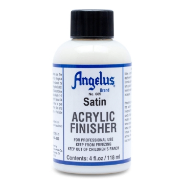 Picture of Angelus Satin Acrylic Finisher No.605 118ml