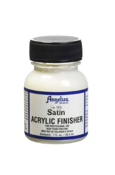 Picture of Angelus Satin Acrylic Finisher No.605 29.5ml