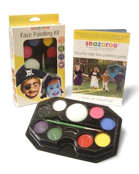 Picture of Snazaroo Wild Face Painting Kit (1180030)