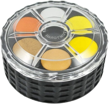 Picture of Kohinoor Round Watercolour Cake Set of 36