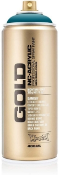 Picture of Montana  Gold Spray Paint 400ml Reef - 6270