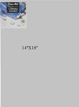 Picture of Fine Art Canvas Board 14X18