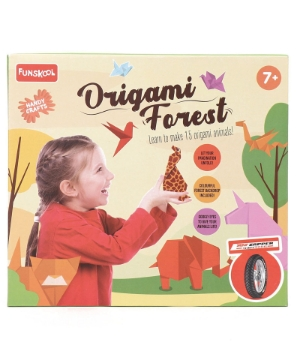 Picture of Funskool Origami Forest -9678700