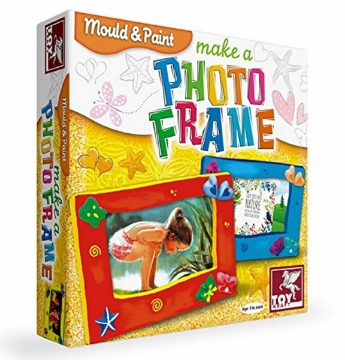 Picture of Toy Kraft Mould   Paint Photo Frame-39420