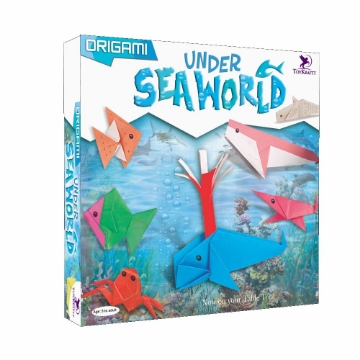 Picture of Toy Kraft Origami Under Sea World-39409