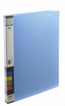 Picture of Trio A4 Plastic Clip File-51A