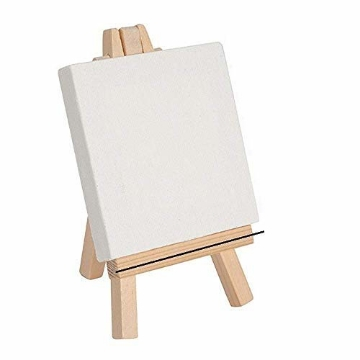 Picture of Ai Canvas With Mini Easel 4X4