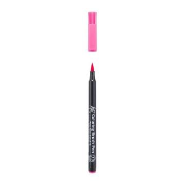 Picture of Sakura Koi Coloring Brush Pen Pink (20)