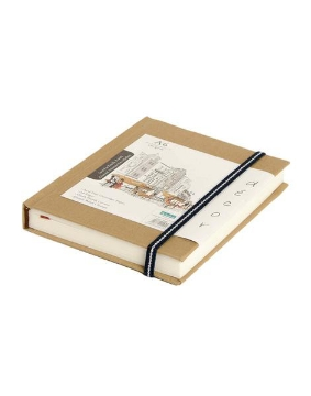 Picture of Scholar Decor A6 Sketch Book 128 Pages