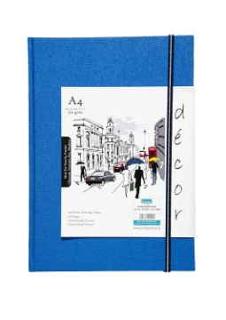 Picture of Scholar Decor Sketch Book A4 130Gsm 128Pag