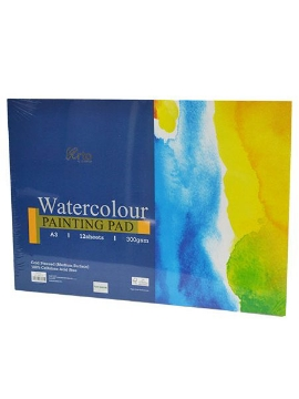 Picture of Arto Campap Watercolour Cold Pressed A3 300gsm 12Sheets