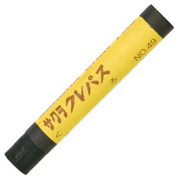 Picture of Sakura Craypas Oil Pastels - Black