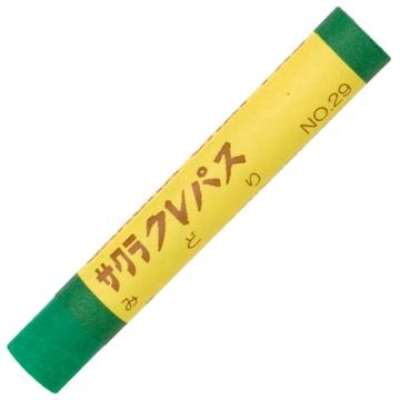 Picture of Sakura Craypas Oil Pastels - Green