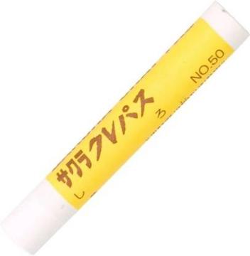 Picture of Sakura Craypas Oil Pastels - White