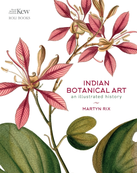 Picture of Indian Botanical Art : An Illustrated History Author: Martyn Rix
