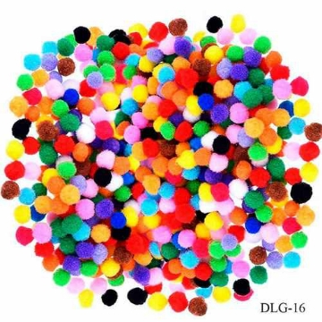 Picture of HTC Craft Pom Pom Ball Small 1Mm (1000Pcs)
