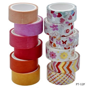 Picture of HTC Craft Tape Paper Tape 12pcs