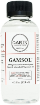 Picture of Gamblin Gamsol Odorless Mineral Spirits 500ml