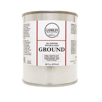 Picture of Gamblin Gamsol Oil Painting Ground 500ml (01116)